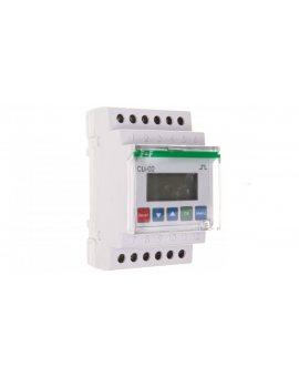 Licznik impulsów 24-264V AC/DC 1P 8A 8 cyfr modułowy CLI-02