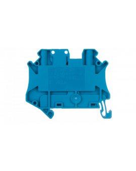 Złączka szynowa rozłączalna 2-przewodowa 2, 5mm2 niebieska UT 2, 5-TG-P/P BU 3046582 /50szt./