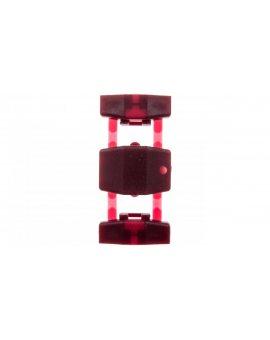 Szybkozłączka duża 0, 5-0, 75mm2 brązowa 43-407# /100szt./