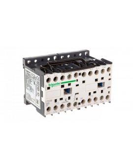 Stycznik nawrotny 6A 3kW 24V DC LP2K0610BD