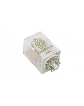 Przekaźnik przemysłowy 3P 10A 24V DC AgNi R15-2013-23-1024-WT 802846