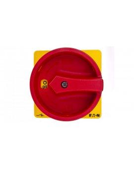 Pokrętło żółto-czerwone na kłódkę do P3 SVB-P3 052999