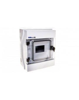 Rozdzielnica hermetyczna modułowa (500V AC , 1000V DC) 1x6 natynkowa IP65 RH-6 36.6