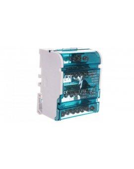 Blok rozdzielczy 125A 4P 7-zaciskowy EDB-407 001102303