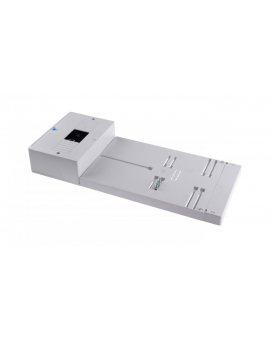 Tablica licznikowa 480x200mm 3F szara TLR-3F 10.1