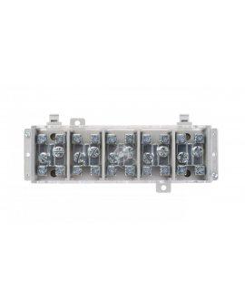 Odgałęźnik instalacyjny 5-torowy (zacisk: 5x35mm2 - 5x4x16mm2) LZ5x35/16 wyk.21P 84035002