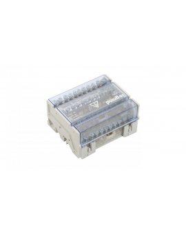 Blok listew rozdzielczych 4-biegunowy 125A BR 4-11 004886