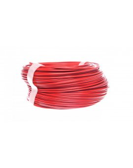 Linka wyłącznika cięgnowego 3, 2mm 100, 5m ocynkowana czerwona XY2CZ310