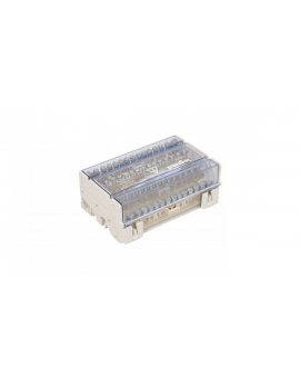 Blok listew rozdzielczych 4-biegunowy 125A BR 4-15 004888
