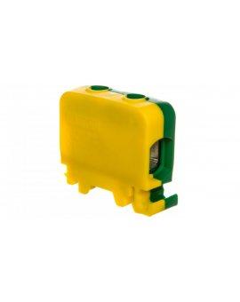 Złączka szynowa 1-przewodowa 50mm2 żółto-zielona ZGG1x1, 5-50z-g 84285009