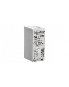 Przekaźnik interfejsowy 1P 16A 24V DC AgNi RSB1A160BD