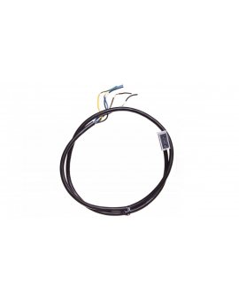 Przewód ze złączem ZCMC kątowe z kablem 1m ZCMC21L1