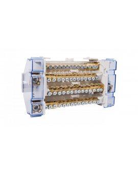 Blok listew rozdzielczych 4-biegunowy 160A 004879