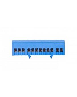 Zacisk ochronny izolowany na szynę MZOI-N R33RA-01010104321