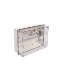 Obudowa 213x303x125mm IP55 OB-4/TH35 CARBO-BOX 0253-10