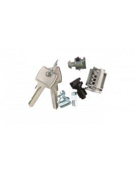 Wkładka zamka z kluczem nr 405 do drzwi XL3 160 020291