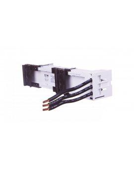 Adapter na szyny szerokości 55mm 63A rozstaw 60mm BBA4L-63 101459