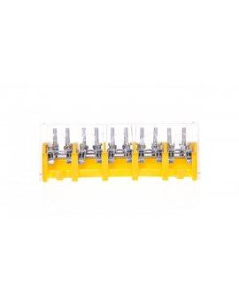 Odgałeźnik instalacyjny 5P (zacisk: 1x6-35mm2 - 4x2, 5-16mm2) LZ5x25/10 wyk.12P 84167004