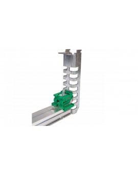 Szyna montażowa 35x15x1000mm stal z regulacją głębokości BPZ-DINR46-1000-T 293590