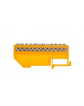 Listwa PE na szynę TH35 /12x5, 5mm2/ ELZ-Y 001101272