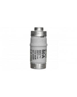Wkładka bezpiecznikowa D02 50A gL/gG 400V E18 50NZ02