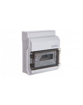 Rozdzielnica modułowa 1x12 natynkowa IP65 KV 8112 1500V DC 6100625