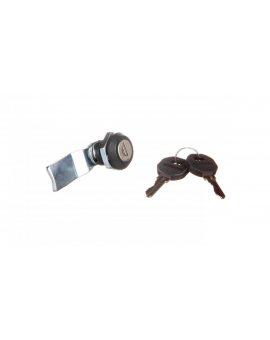 Zamek patentowy z kluczami ZMKL R30RS-04010002400