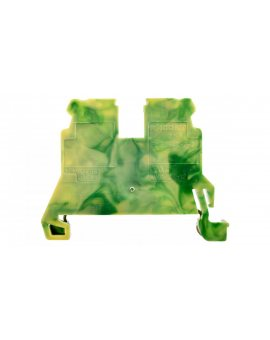 Złączka 2-przewodowa PE 2, 5mm2 żółto-zielona 870-907