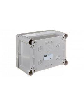 Obudowa 175x130x81mm IP66 035017