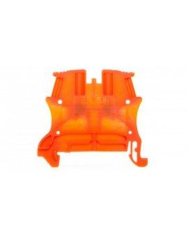 Złączka śrubowa VIKING 3 2, 5 mm2 2 przewodowa pomarańczowa 037120