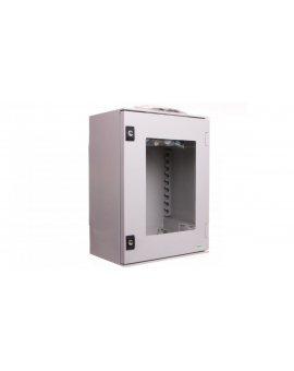 Obudowa Thalassa 430x330x200mm IP66 poliestrowa bez płyty montażowej NSYPLM43TG