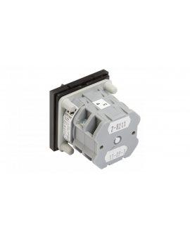 Łącznik krzywkowy 0-1 3P 16A do wbudowania ŁK16R-2.8211\P03
