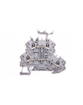 Złączka dwupiętrowa 1, 5mm2 szara TOPJOBS 2000-2231