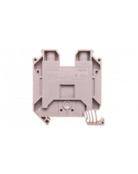 Złączka szynowa 2-przewodowa 35mm2 szara NSYTRV352