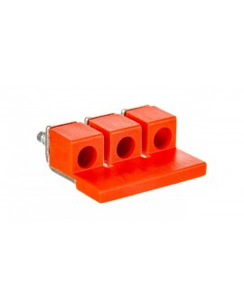 Zwieracz gwintowy 3-torowy 32A pomarańczowy ZZ 3-4.0 18321138
