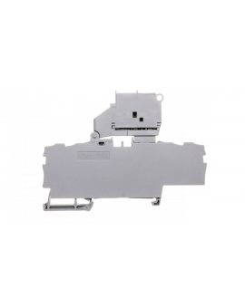 Złączka bezpiecznikowa 2, 5mm2 szara TOPJOBS 2002-1811/1000-541