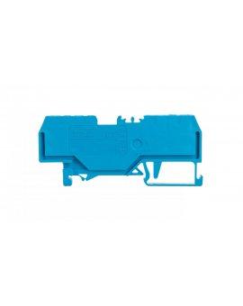 Złączka 4-przewodowa 1, 5mm2 niebieska 279-834 /100szt./