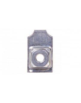 Uchwyt gwintowany M5 do podstaw montażowych perforowanych XL3 400 036441