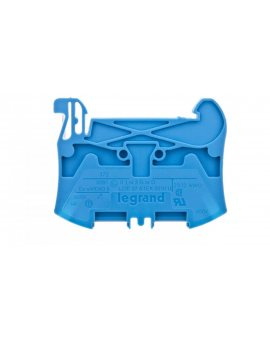 Złączka VIKING 3 sprężynowa 4 mm2 2 przewodowa niebieska 037201