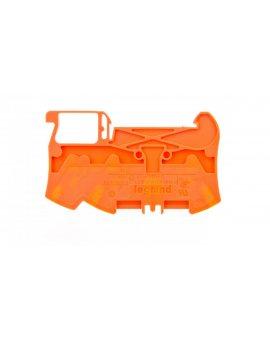 Złączka sprężynowa VIKING 3 2, 5 mm2 3 przewodowa pomarańczowa 037242