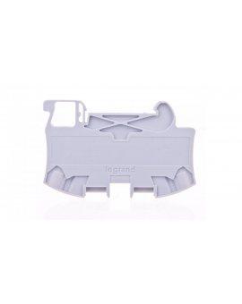 Złączka VIKING 3 sprężynowa 10 mm2 2 przewodowa szara 037263