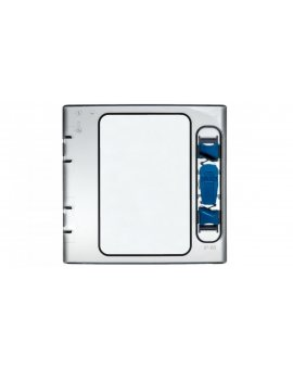 Drzwi do szafki IKA 1x4 transparentne DOOR-1/4-T-IKA 174179