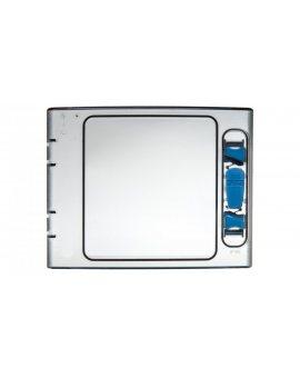 Drzwi do szafki IKA 1x6 transparentne DOOR-1/6-T-IKA 174180