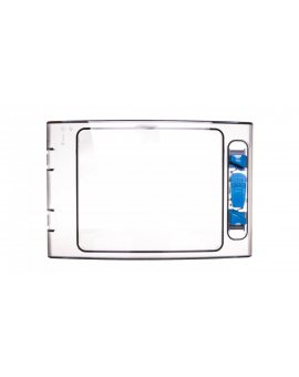 Drzwi do szafki IKA 1x8 transparentne DOOR-1/8-T-IKA 174181