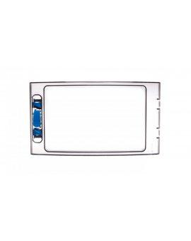 Drzwi do szafki IKA 1x12 transparentne DOOR-1/12-T-IKA 174182