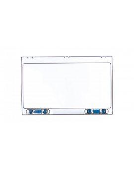 Drzwi do szafki IKA 2x12 transparentne DOOR-3/36-T-IKA 174223