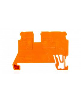 Złączka 3-przewodowa 2, 5mm2 pomarańczowa 870-682
