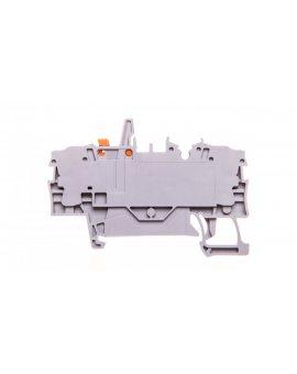 Złączka rozłączalna 2, 5mm2 szara TOPJOBS 2002-1671/401-000 /50szt./