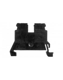 Złączka 2-przewodowa 2, 5mm2 czarna 870-905