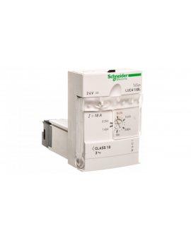 Blok wyzwalacza 3-biegunowy ochrona silnika 0, 35-1, 4A 24V DC LUCA1XBL